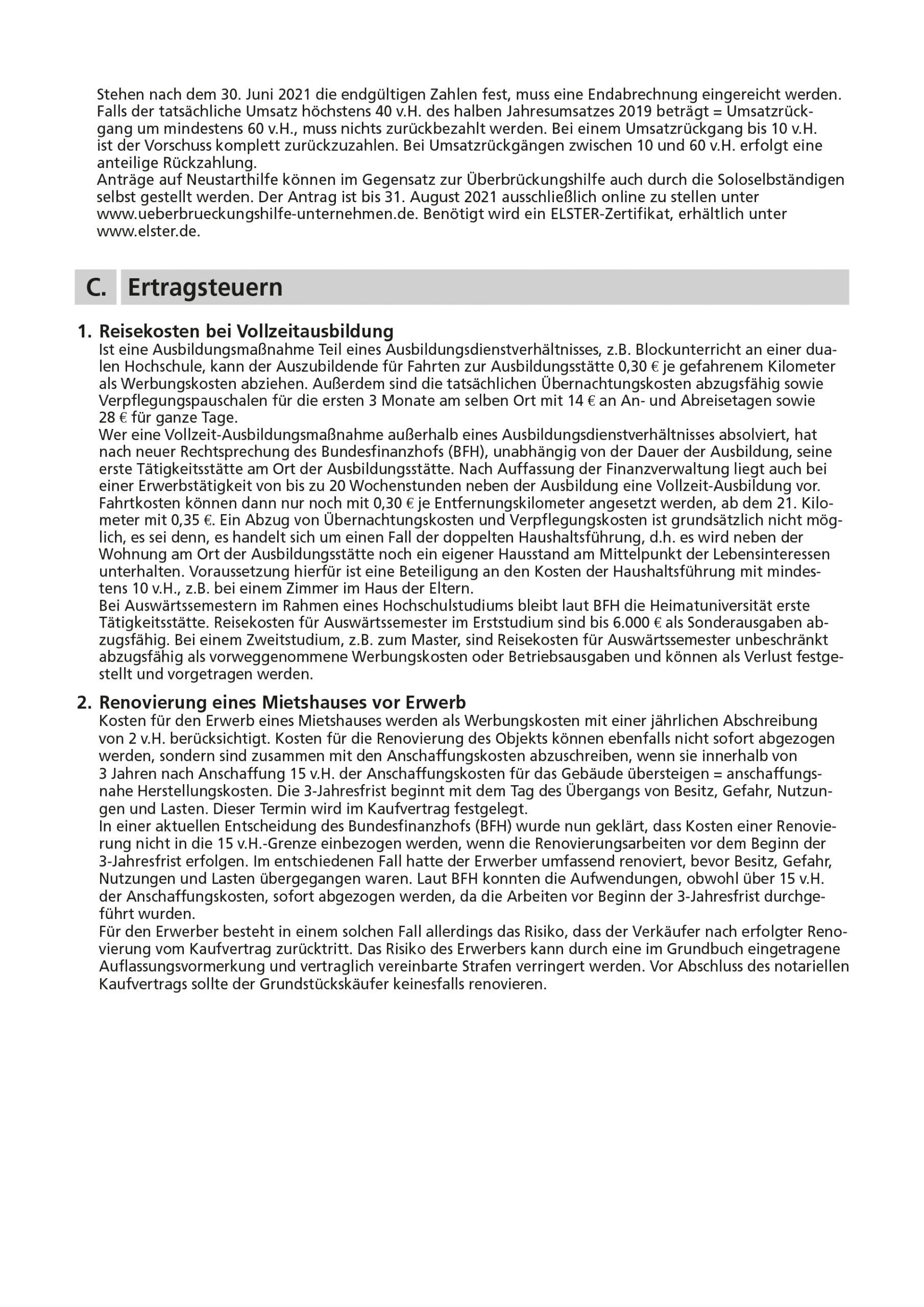 js-tax Steuerberatung Mandantenrundschreiben 2021-04 S4