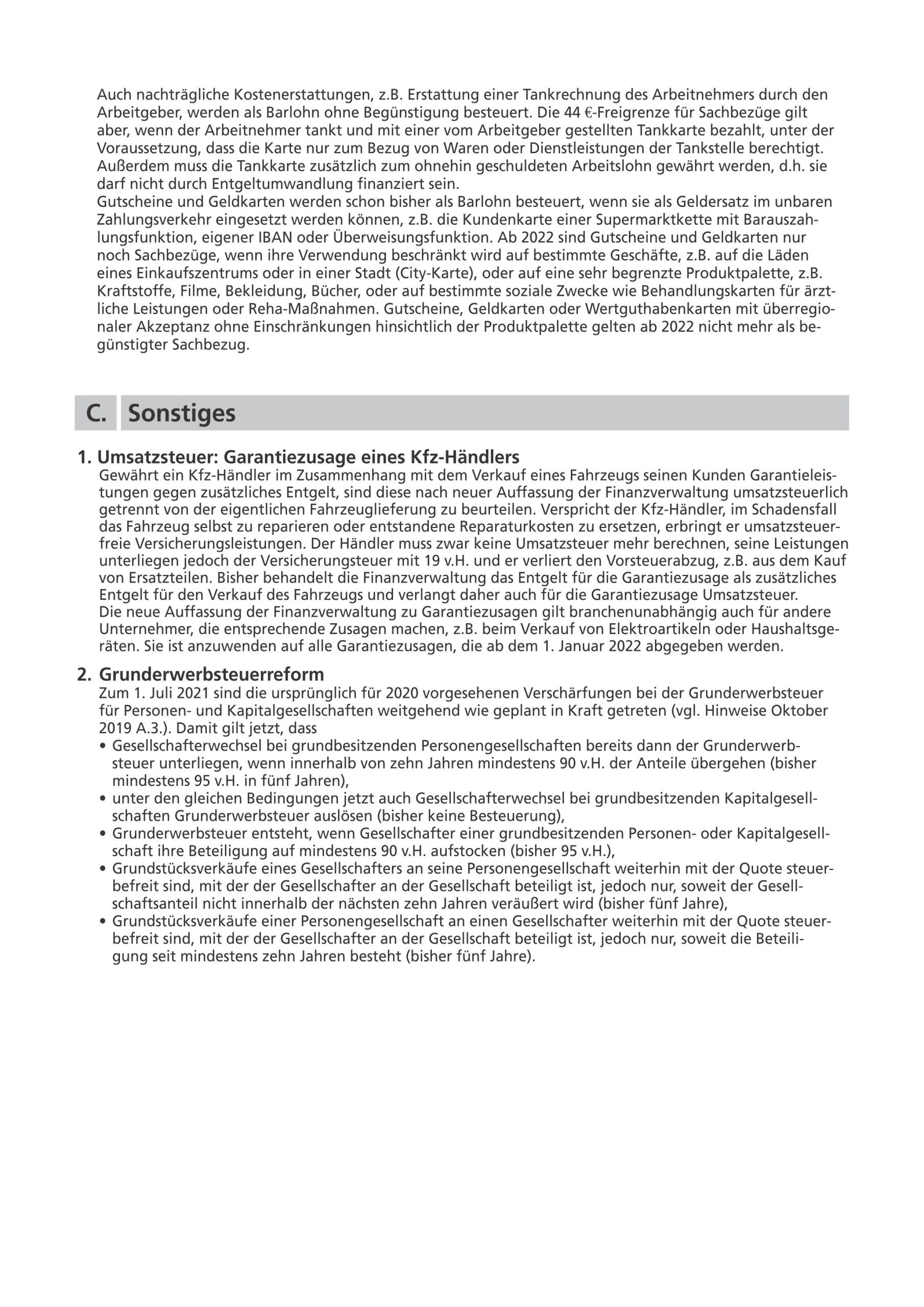 js-tax Steuerberatung Mandantenrundschreiben 2021-08 S4